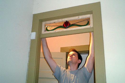 Presents adventures in dangerous art for Window up above